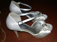 Wedding shoes size 9 Robertsdale, 36567