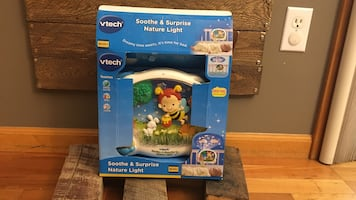 Baby : Vtech Soothe & Surprise Nature Light