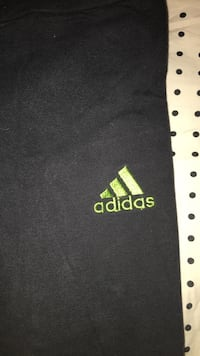 Gray and green Adidas pants Maple Ridge, V2X