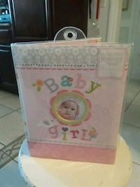 It it a pink Baby Fisrt Memory Book for $10 Altamonte Springs, 32714