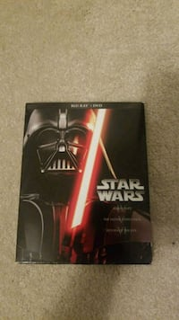 First 3 Star Wars Blu Ray Bundle Centreville, 20120