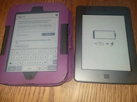 Kindle is sold! Nook is for sale!