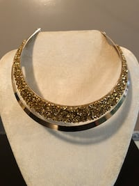round gold and silver necklace Chattanooga, 37411