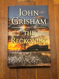 The Reckoning by John Grisham (hardcover) Somerville, 02143
