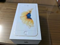 iPhone 6s 16 gb with box excellent condition