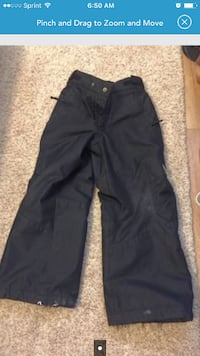 Youth snowboard pants  Clearfield