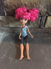 pink hair doll toy Maryville, 37804