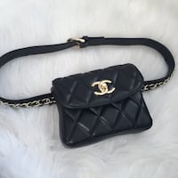 Chanel fanny/waist bag  New Westminster, V3M 3S5