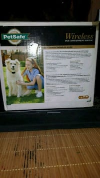 Pet Safe wireless pet containment system  Capitol Heights, 20743