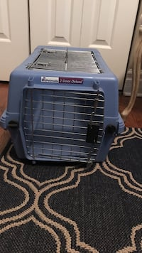 Small Petmate pet cage with 2 doors. Clean and I'm great condition. Chicago, 60640