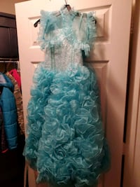 Girls pageant style dress Odenton, 21113