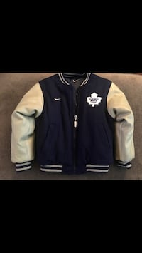 Boys Authentic Toronto Maple Leafs Reversible Jacket Toronto, M4X 1B1