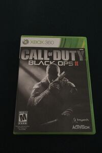 Call Of Duty Black Ops 2 XBOX 360 Sherwood Park, T8H 1N2