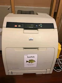 HP Color LaserJet 3800 printer Washington