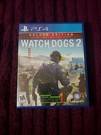 Ps4 Watch Dogs 2 console game Las Vegas, 89142