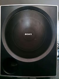 Powerful sony subwoofer Albuquerque, 87121