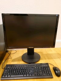 Computer set with 24in monitor Sacramento, 95827