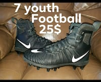 7 youth Football Cleats