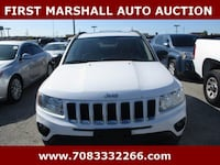 2011 Jeep Compass hatchback Harvey