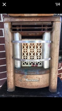 Dearborn Gas Heater Small