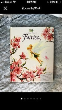 Disney Fairies Book Palm Bay, 32909