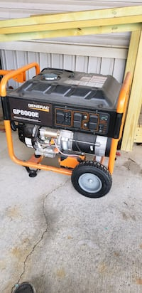 GENERAC GENERATOR $700.00 OR BEST OFFER.