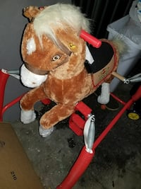 Rocking horse for child Ages 1-4  Washington, 20019