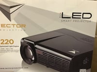 Brand new led hdmi smart projector Lithonia, 30058
