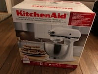 Never Opened Kitchen Aid Mixer (4.5 Quart) Silver Spring, 20901