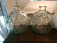 Glass vases  Fairfax, 22030