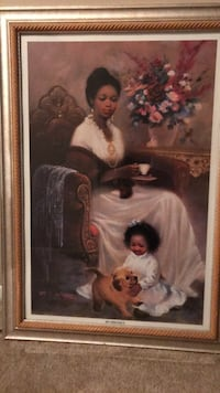 A nice painting by   M.C. Wrey.. Great for living room Montgomery, 36117