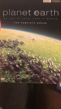 Planet Earth The Complete Series! Never been used. Oklahoma City, 73159