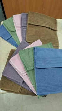 Soft Cotton Hand & Face Towel Sets Brand New