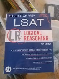 LSAT Book Middletown, 02842