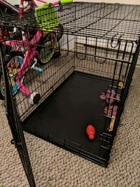 Large petmate dog crate Toronto, M6M 2A5