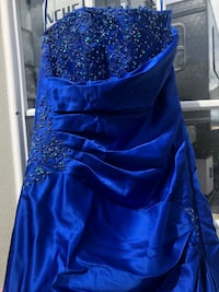 David's Bridal prom dress size 6 Spring Hill, 34609