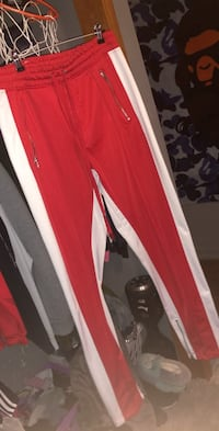 Ninth hall track pants