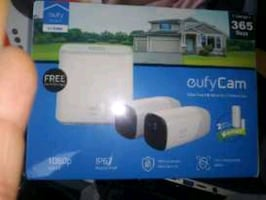 Eufycam wireless HD security system