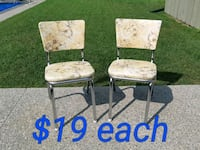 Vintage Chairs $19 each *Delivery Available* Hamilton, L9H 5N7