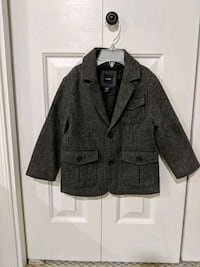 Boys Tweed blazer by babyGap; Size 3 Years Sterling, 20166