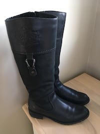 Leather Riding Boots size 6 Toronto, M9A 1H9