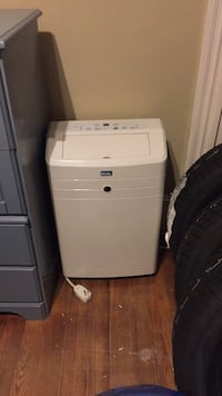 lg portable air conditioner. I have 2 available works great just would rather have window units New Bedford, 02746
