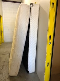 Mattress and box spring. American signature. $160 for both. Good condition Virginia Beach, 23455