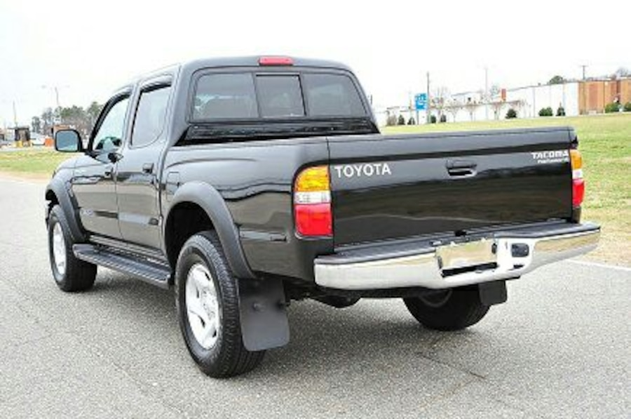 Used Toyota Tacoma Crew Cab Prerunner Only 63k Miles In