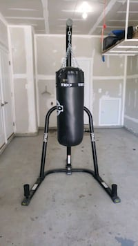 Boxing bag and stand Hanover, 21076