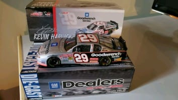 Kevin Harvick Die Cast car