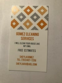 House cleaning Annandale, 22003