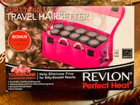Moving!  Brand new in box travel hair curlers Fairfax Station, 22039