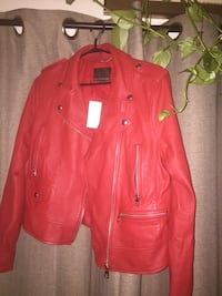 Leather jacket ( woman's ) Vancouver