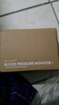 Balance Blood pressure monitor
